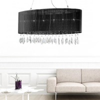 AZzardo Sidney 2 Black Eclipse - Pendant