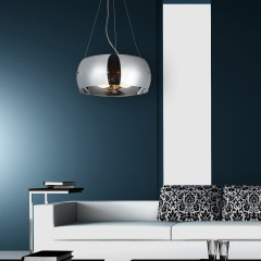 AZzardo Cosmo 2 Chrome - Pendant - AZZardo-lighting.co.uk
