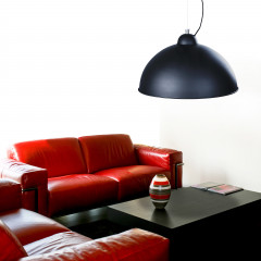 AZzardo Toma Black  - Pendant - AZZardo-lighting.co.uk