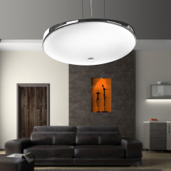 AZzardo Campana 48 Chrome - Pendant - AZZardo-lighting.co.uk