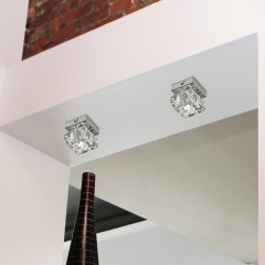 AZzardo Rubic 1 Top - Ceiling - AZZardo-lighting.co.uk