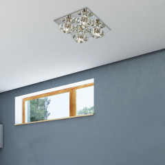 AZzardo Rubic 4 Top - Ceiling - AZZardo-lighting.co.uk