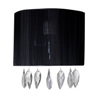 AZzardo Sidney Black Wall - Wall lights