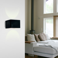 AZzardo Tulip Black - Wall lights