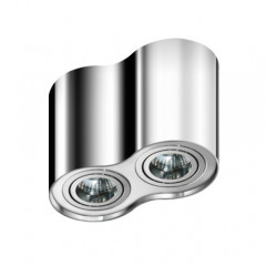 AZzardo Bross 2 Chrome - Ceiling - AZZardo-lighting.co.uk