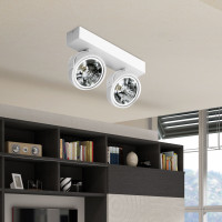 AZzardo Jerry 2 White 12V - Ceiling