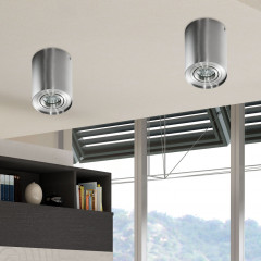 AZzardo Bross 1 ALU - Ceiling - AZZardo-lighting.co.uk