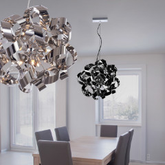 AZzardo Delta Black - Pendant - AZZardo-lighting.co.uk