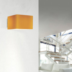 AZzardo Tulip Orange - Wall lights - AZZardo-lighting.co.uk