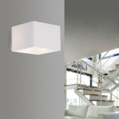 AZzardo Tulip White - Wall lights - AZZardo-lighting.co.uk