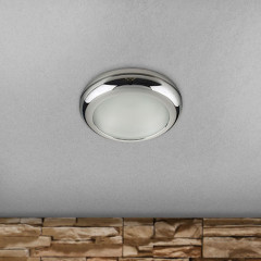 AZzardo Biagio Chrome - Ceiling - AZZardo-lighting.co.uk