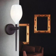 AZzardo Izza Wall White - Wall lights - AZZardo-lighting.co.uk