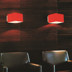 AZzardo Tulip Red - Wall lights - AZZardo-lighting.co.uk