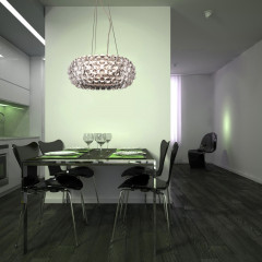 AZzardo Acrylio V70 - Pendant - AZZardo-lighting.co.uk