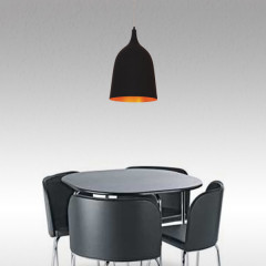 AZzardo Fabio L Black - Pendant - AZZardo-lighting.co.uk
