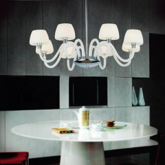 AZzardo Gloria 8 - Pendant - AZZardo-lighting.co.uk