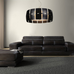 AZzardo Taurus Black - Pendant - AZZardo-lighting.co.uk
