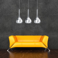 AZzardo Soul 3 Chrome - Pendant