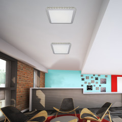 AZzardo Gallant 38 Square - Technical surface mounted - AZZardo-lighting.co.uk
