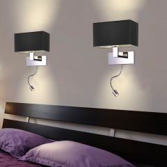 AZzardo Martens Wall LED Black - Wall lights - AZZardo-lighting.co.uk
