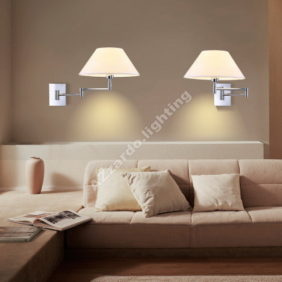 AZzardo Trapezio White Wall - Wall lights