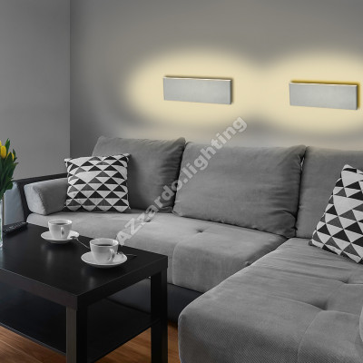 AZzardo Norman White Wall M - Wall lights