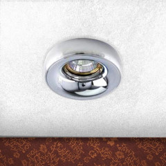 AZzardo Adamo Ring Chrome - Ceiling - AZZardo-lighting.co.uk
