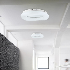 AZzardo Donut 75 Top - Ceiling - AZZardo-lighting.co.uk