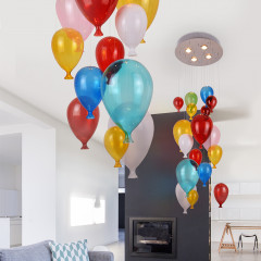 AZzardo Balloon - Pendant - AZZardo-lighting.co.uk