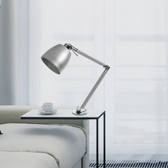 AZzardo Zyta ALU S Table 18 - Table lamps - AZZardo-lighting.co.uk