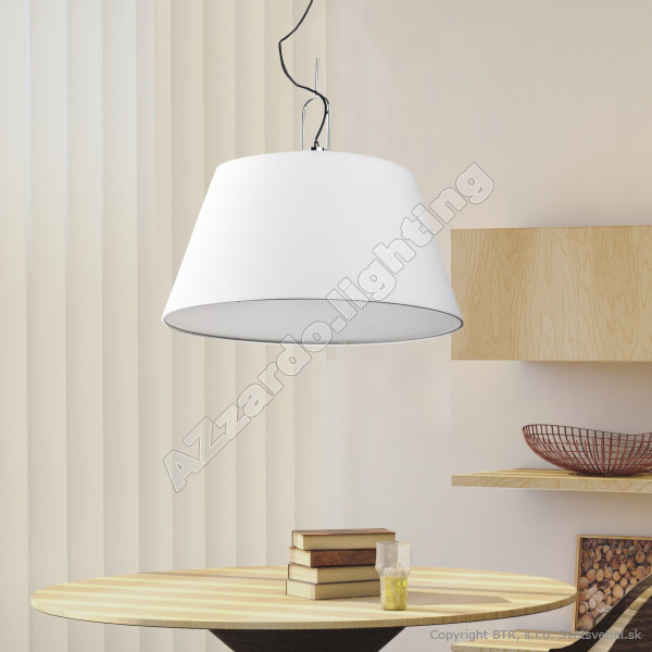 AZzardo Alicante White - Pendant