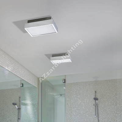 Azzardo Asteria 30 4000K - Bathroom interior