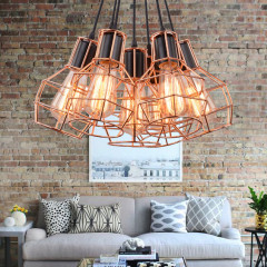 AZzardo Carron 7 - Pendant - AZZardo-lighting.co.uk