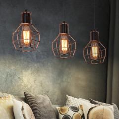 AZzardo Carron 3 Line - Pendant - AZZardo-lighting.co.uk