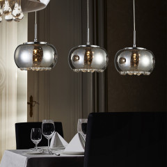AZzardo Burn 3 Line - Pendant - AZZardo-lighting.co.uk