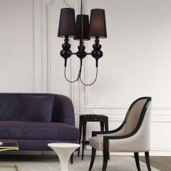 AZzardo Baroco 3  - Pendant - AZZardo-lighting.co.uk