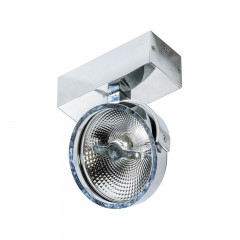 AZzardo Jerry 1 Chrome 12V - Technical surface mounted - AZZardo-lighting.co.uk