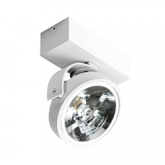 AZzardo Jerry 1 White 230V - Ceiling - AZZardo-lighting.co.uk