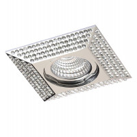 AZzardo Piramide L Chrome - Ceiling