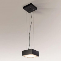 Shilo Zama 7654 Black LED - Pendant