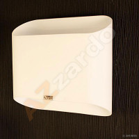 AZzardo Pancake White - Wall lights