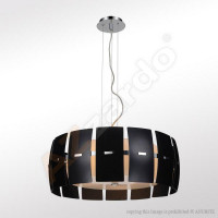 AZzardo Taurus 2 Black - mini - Pendant