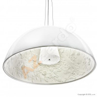 AZzardo Decora XL White - Pendant