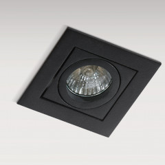 AZzardo Paco 1 Black - Ceiling - AZZardo-lighting.co.uk