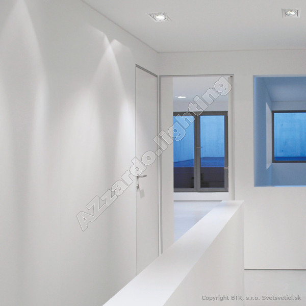 AZzardo Paco 1 White - Ceiling