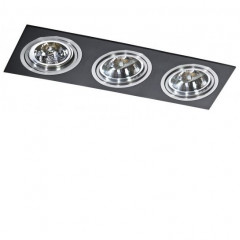 AZzardo Siro 3 Black - Ceiling - AZZardo-lighting.co.uk