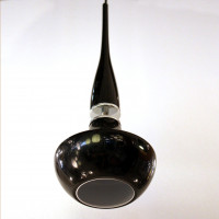 AZzardo Tasos 1 Black Edition - Pendant