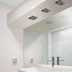 AZzardo Ezio Chrome - Ceiling - AZZardo-lighting.co.uk