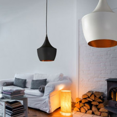 AZzardo Orient White - Pendant - AZZardo-lighting.co.uk
