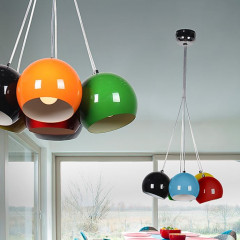 AZzardo Noa Multicolor - Pendant - AZZardo-lighting.co.uk